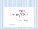 something-special - Προσκλητήρια και Μπομπονιέρες, Γάμου Βάπτισης