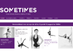 Sometimes Pole Studio | Pole dance areial fitness