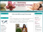Salong Somwang thaimassage i Upplands Väsby