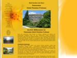 Bad Sachsa am Harz, Komfort Hotel Pension Frohnau, Harz, Doppel und Einzelzimmer, Fruehstuecksbu