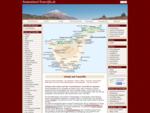 Urlaub Teneriffa Reiseführer Ferienhaus Teneriffa Urlaub Kanarische Inseln