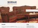 SORAK - Fabrika stilskog nameštaja - Početna stranica