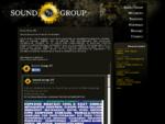 Sound Group - Helitehnika, valgustehnika, videotehnika rent