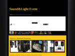 SoundLight Event, Ήχος, Φωτισμός, Συναυλίες, Live, Party