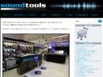 SOUNDTOOLS OY - Soittimet, Äänentoistot, Ohjelmistot, Mikrofonit