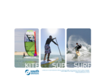 South Adventures KITESURF – STAND UP PADDLE – SURF School Tours in Lisbon – Portugal