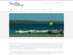 South Bay Resort Manitoulin Island Campground Cabins Cottages. Near Ferry on a bay within a