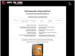 Kanzlei Joerg Heidrich, Online und Medienrecht Fachanwalt für IT Recht