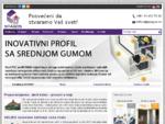 PVC stolarija, PVC prozori, PVC vrata, brvnare - Spagos d. o. o. Beograd