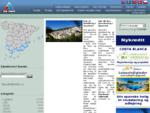 Ejendomme Spanien - Spanske Boliger, herunder huse, lejligheder, byhuse, landhuse og villaer.