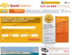 Leiebil Spania, lavpris i Alicante, Malaga og Barcelona flyplass