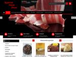 Испанский Дворик - магазин испанских деликатесов в Москве хамон, чорисо, ломо, сальчичон, байона