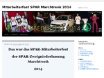 Mitarbeiterfest SPAR Marchtrenk 2013 | Bilder vom Fest