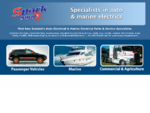 Spark Shop Auto Electrical Marine Electrical Service Specialists starter motors, alternato
