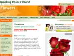 Speaking Roses Finland, Personoidut ruusut - Kukkakauppa netiss228;