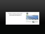 Special Impianti - Impainti elettrici, telefonia e energia - Ravenna - Visual site