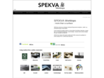 SPEKVA Worktops - Bordplader af h248;j kvalitet - more than a surface