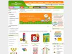 Geschenke für Kinder - Spielzeug und Holzspielzeug im TIXXA Onlineshop