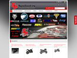 Spiliotis Racing Team - BERING, REMUS, BERINGER, FABBRI, MATRIS, PIPERCROSS, CAPIT, MEMJET, PP ...