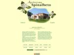 Agriturismo Spinalbeto turismo in Umbria