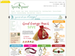 Spirit Green | Crystal Jewellery | Healing Energy Jewellery