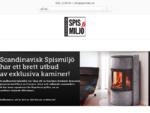 Brasvärme - kaminer, eldstäder öppna spisar | Spismiljö