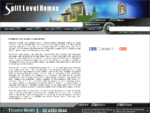 Split Level Homes building contractors, splitlevel home design and custom home builders on the New