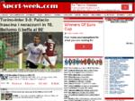 Notizie sportive in tempo reale - Sport-week. com