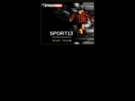 Sport13 international sports web server
