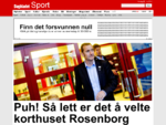 Dagbladet. no - sport