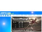Arfaian Sport - sportarfaian.com – Ihr Familien und Sport Ausstatter - Nummer 1 in Qualität und Bera