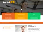 Sportiva life Healthcentre Paramedisch Ergotherapie Podotherapie Fysiotherapie Nederweert Valkenswaa
