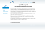 Sport Manager II - the complete sports centre management system
