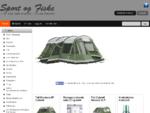 sportogfiske. no - Utstyr for fiske og friluftsliv - outwell telt, tubbs truger, worksharpner