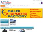 Baldi Sports Factory | Vereinssport- Schulsport- Fitness- Therapie
