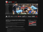 Sportsballs. co. nz | Sports Gear and Sports Equipment Suppliers