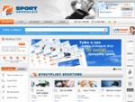 Sklep sportowy - SportSklep. pl - Sport to nasza pasja!