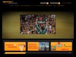 Μπασκέτες-Μπασκετα Ολυμπιακού τύπου Sports Solutions