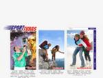 Sporto, turizmo, laisvalaikio prekių parduotuvė internete!!!