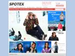 Спортивная и верхняя одежда оптом от компании Спотекс. Горнолыжные костюмы, верхняя одежда, спорт