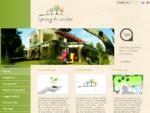 Spring to Winter | Αρχιτεκτονική Κήπων