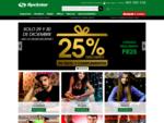 Tiendas de deportes, ropa deportiva online y material técnico Sprinter