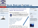 Unternehmensberatung, Franchise, Interimsmanagement SRP Seiler Index