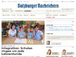 Lokale Nachrichten - Die Salzburger Nachrichten präsentieren News und Informationen aus Salzburg, se