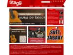 stagg. cz | hudební nástroje