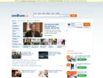 Domovskà¡ strà¡nka Centrum. cz - nejlepÅ¡à vyhledà¡vacà, komunikačnà a obsahové služby interne