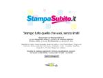 Tipografia online e service di stampa digitale. Ordina online, consegna rapida in 24 ore Nessun ...