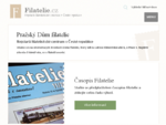 Stamps. cz - Internetové stránky pražského Domu filatelie