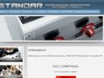 STANDAR επαγγελματικός εξοπλισμός, επαγγελματικός εξοπλισμός χώρων μαζικής εστίασης, φούρνοι ..