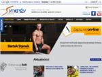 Trening personalny, trener osobisty Bartek Stanek Kraków - Synergy